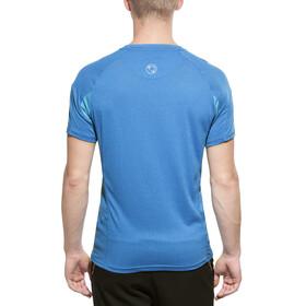 Endura Singletrack Lite Wicking Miehet Pyöräilypaita lyhythihainen , sininen
